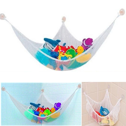 NEW Hanging Toy Hammock Net to Organize Stuffed Animals Dolls BHXN