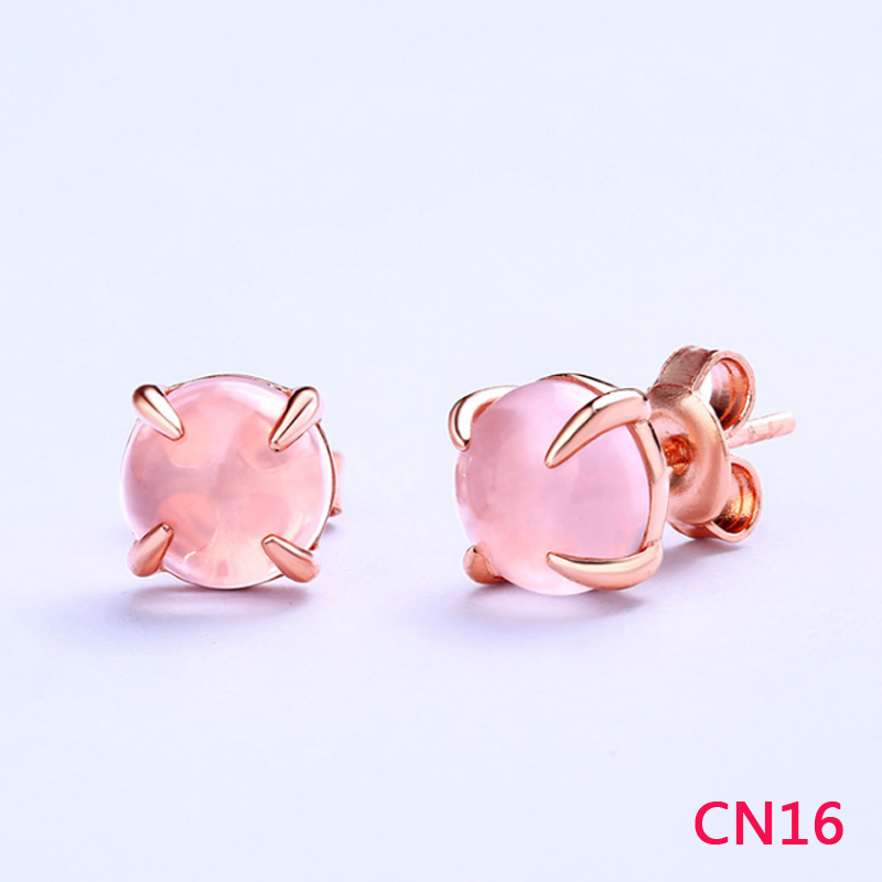 CN16 Hot sale fashion Earring for woman jewelry gold/silver/rose color gift