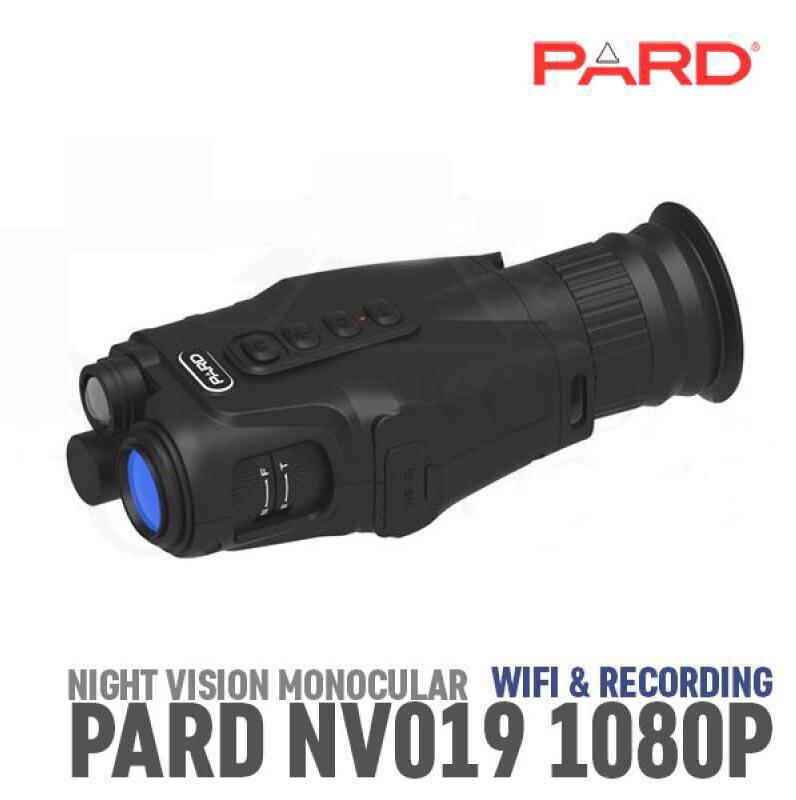 NV019 infrarouge numérique Vision nocturne monoculaire numérique poche 1080P HD chasse caméra nuit tactique chasse Vision optique