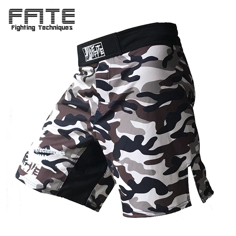 Short MMA kick boxing muay thai troncs mma pas cher hommes fitness shorts sanda boxe combat porter grappin mma pantalon sport