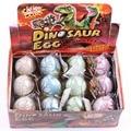 12 pçs/set divertidas branco água incubação Cracks Dinosaur inflação aquarela Egg crescer presente interessante ovo brinquedos educativos - 50