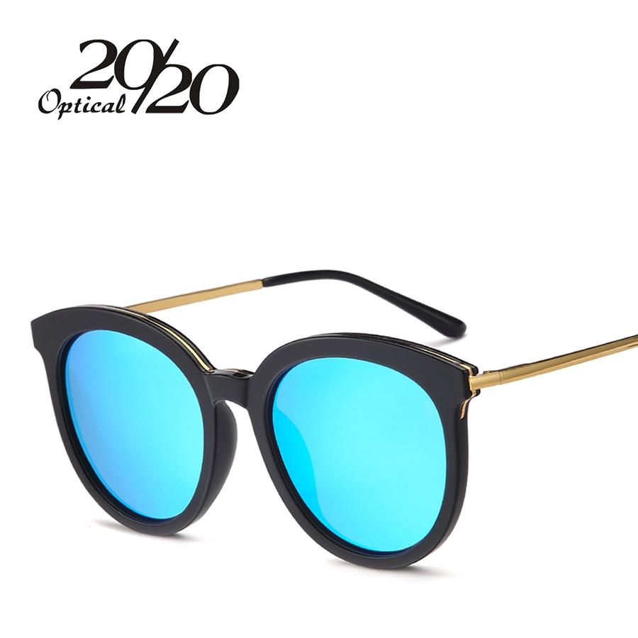 20 20 Round font b Polarized b font Sunglasses Women Vintage Brand Designer Shade Glasses For