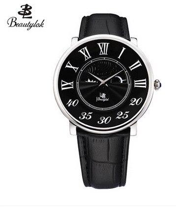 2016 Fashion Brand Beautylok Men Clocks Quartz Watches Casual Sport relogio masculino Dress Business Male Wristwatch Gift Sales