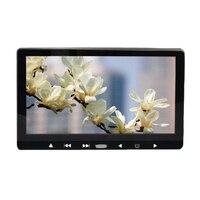 Подголовник автомобиля монитор 11,6 дюймов HD 1080 P видео автомобиля DVD PlayerMp3 Mp4 с USB HDMI TF передатчик JD 1116D аудио видео DVD