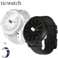 Original Ticwatch E Expres Smart Watch Android Wear OS MT2601 Dual Core Bluetooth 4 1 WIFI