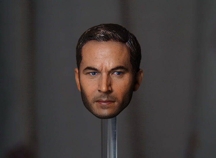 1/6 scale figure doll accessories Fast & Furious Paul Walker head shape Carved for 12Action figure doll,not include body brand new 1 6 scale fast