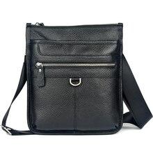 famous brand men s handbags shoulder bags Real leather men messenger bags casual women purses and