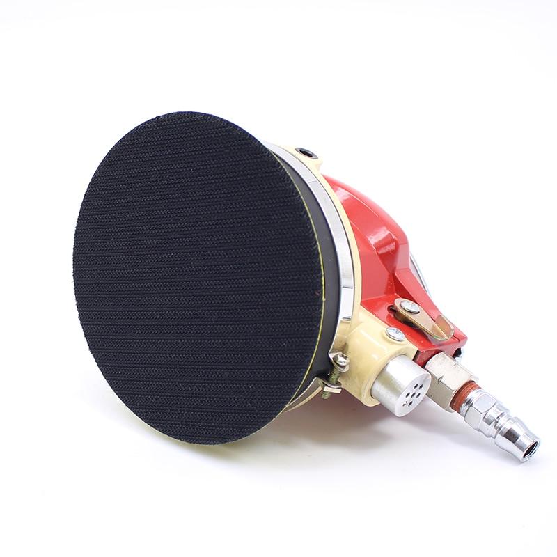 Kvaliteetne 5-tolline raskeveokite õhu sander pneumaatiline - Elektrilised tööriistad - Foto 4