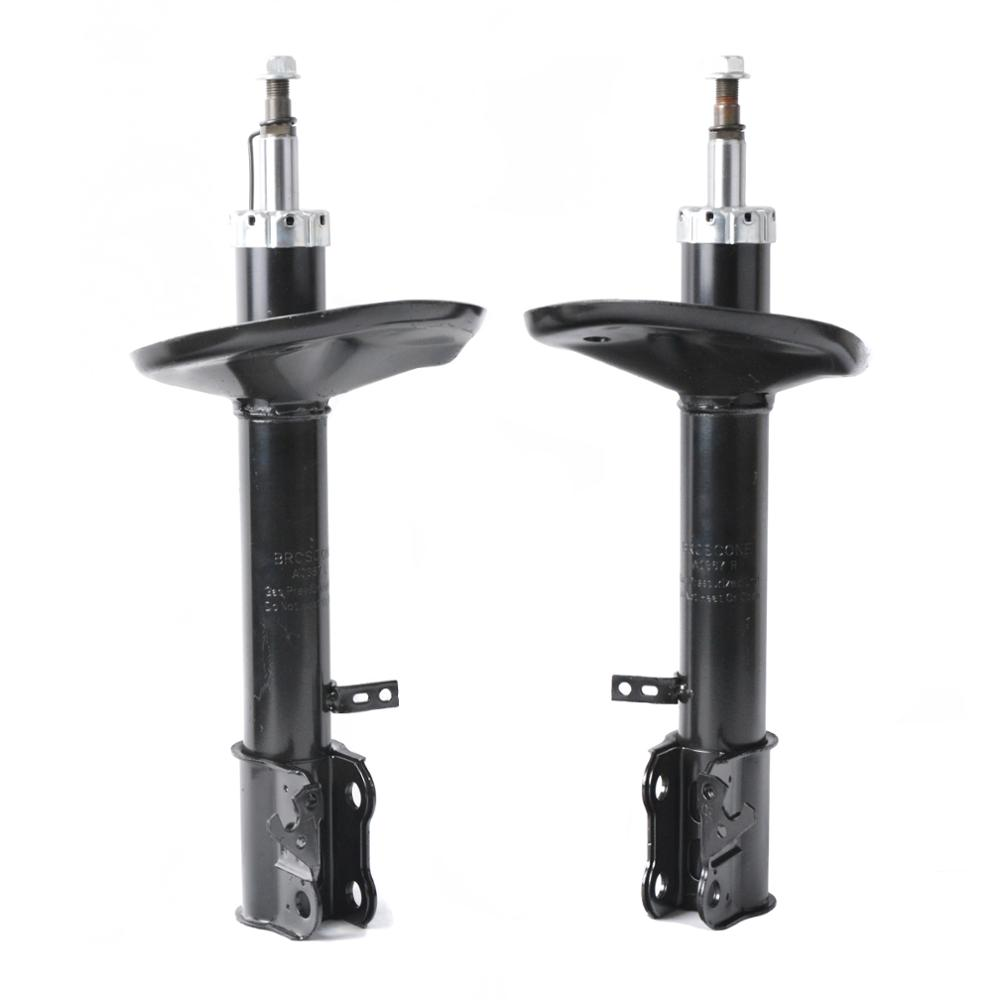 Front Pair Shocks & Struts Absorber For 1996 <font><b>1997</b></font> 1998 1999 2000 Toyota <font><b>RAV</b></font> <font><b>4</b></font> 72127 72126 image