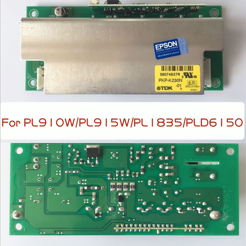 Brand New Original Pkp K230n Lamp Ballast Board For Pl915w