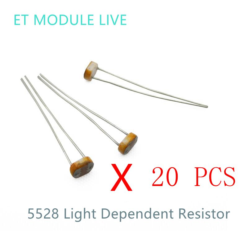 Amazing Light Dependent Resistor Working Pattern - Electrical ...