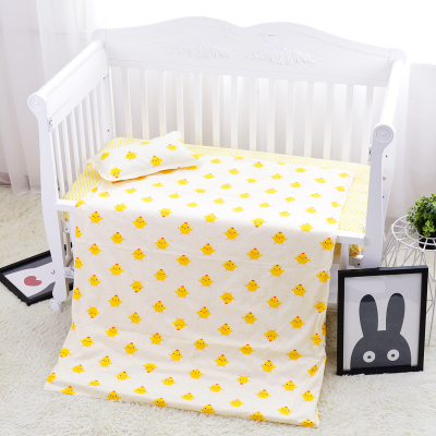 Promotion! 3PCS New Arrive cotton kids baby bedding set customized for newborn girls and boys,Duvet Cover/Sheet/Pillow Cover,
