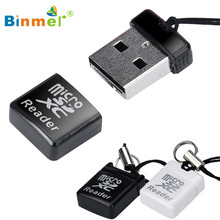 Ecosin2 MINI Super Speed USB 2.0 Micro SD/SDXC TF Adaptador Leitor de Cartão