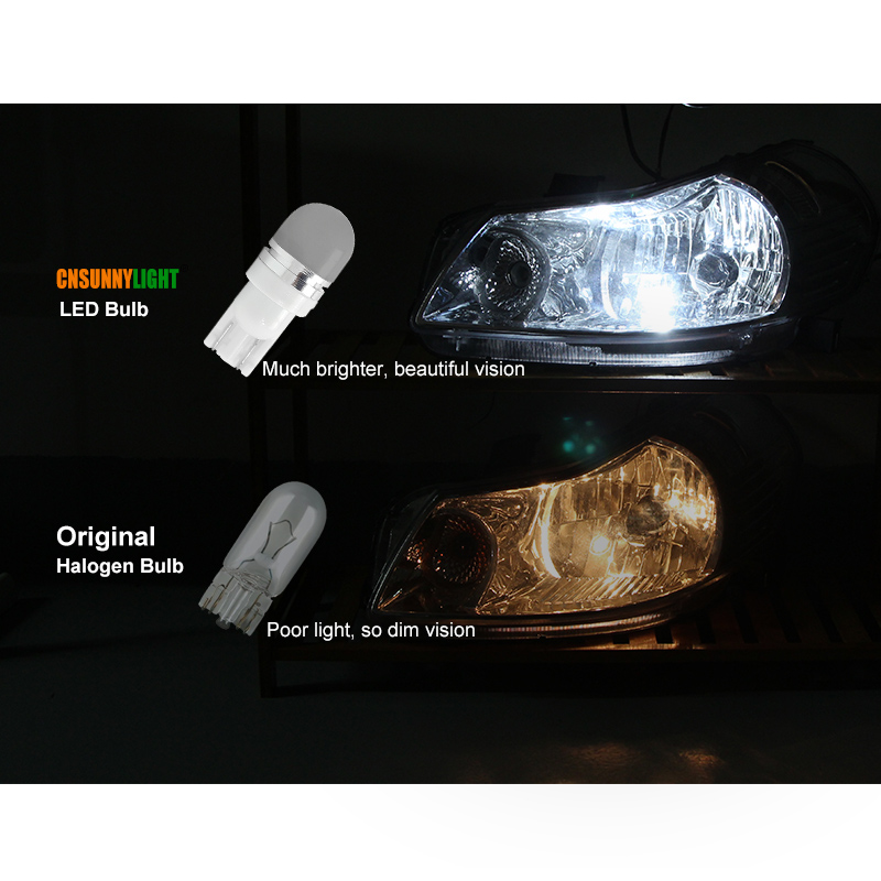 compare with original halogen bulb