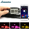 Car Neon Lamp For Android iOS APP Control For Jeep Renegade Wrangler JK Grand Cherokee For Volvo XC90 XC60 S90 S60 V70 S40 V40