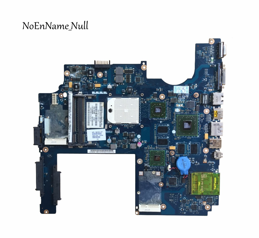 Free Shipping For HP DV7 DV7-1000 Laptop Motherboard MainBoard 506123-001 JBK00 LA-4093P DDR2 HD 3650 512MB Full Tested