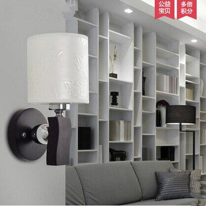 lmparas modernas luces breves dormitorios noche de una sola cabeza de la lmpara de pared habitacin