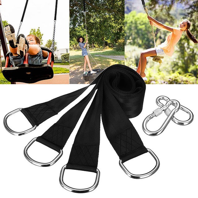 Tree Swing Hanging Straps 2800 lbs 150CM 300CM Strong