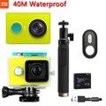 Оригинал xiaomi yi Действий Камеры Путешествия 1080 P 60fps 16MP Wifi Bluetooth 4.0 Смарт Extreme Водонепроницаемая Камера Спорта