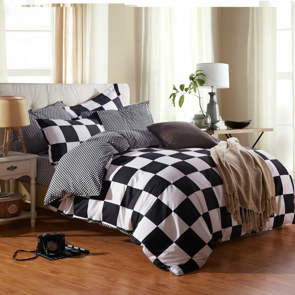 Fabric Cotton For Queen King Bed In A