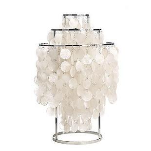 Modern Brief shell Table Lamp Bedroom Bedside Lamp E27 110 240V
