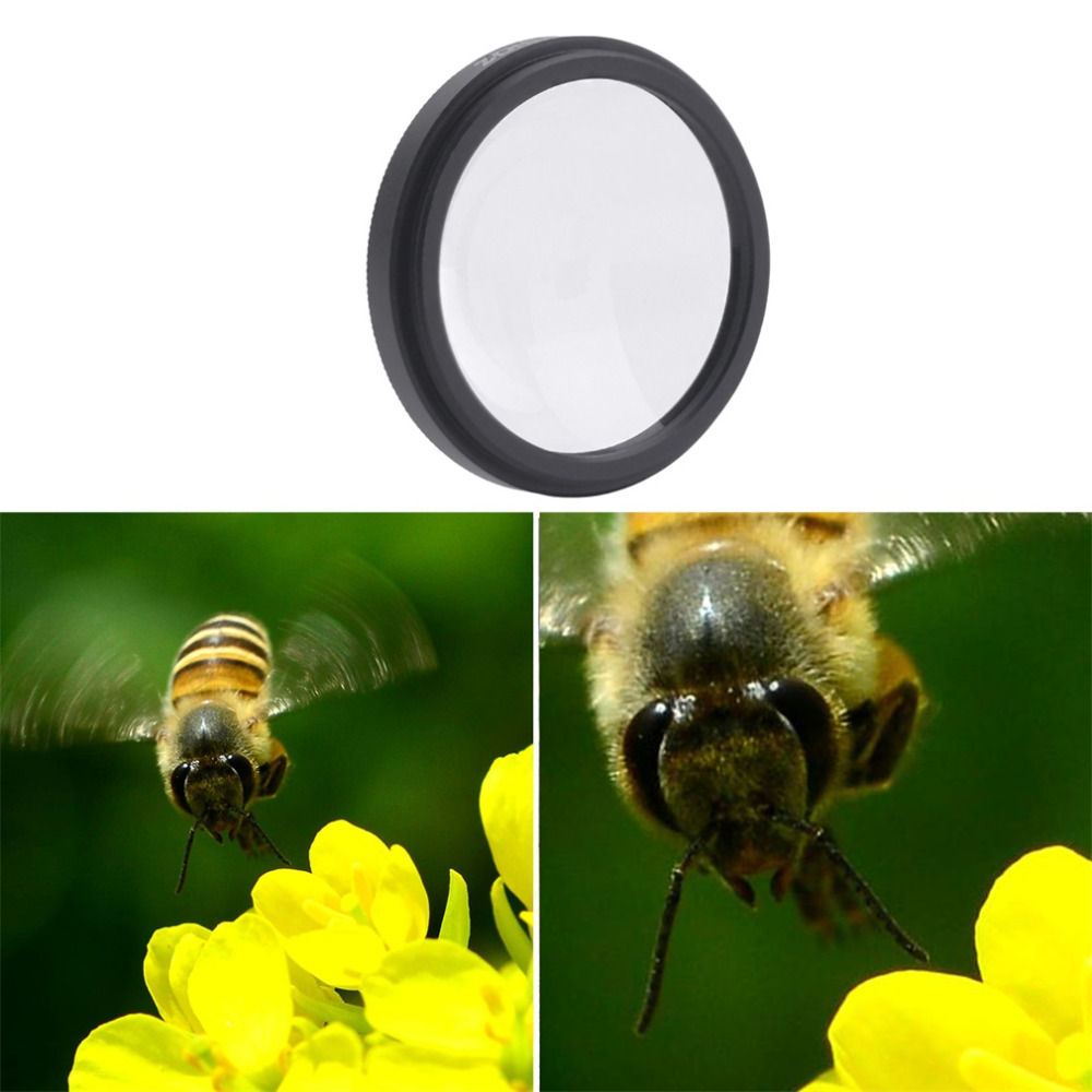 3 In 1 ZOMEI Universal 37MM CPL+Close Up Filter+ND2-400 ND Fader Filter Kit Professional M1 Phone Lens Filter For iPhone