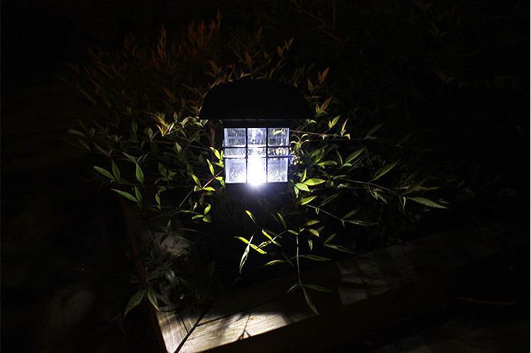 pillar light