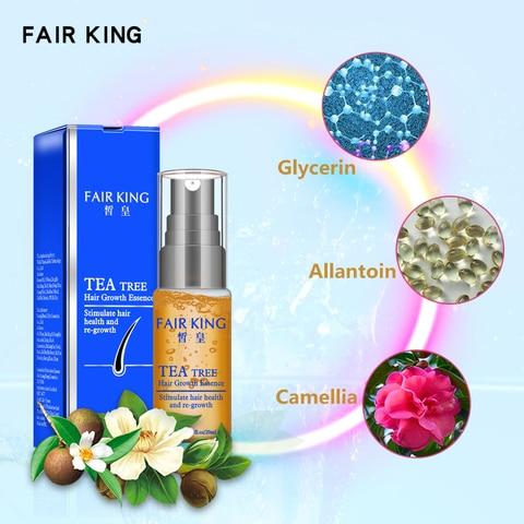 Tea Tree Hair Growth Essence Hair Loss Products Essential Oil Liquid Treatment Preventing Hair Loss Hair Care Products 20ml Multan