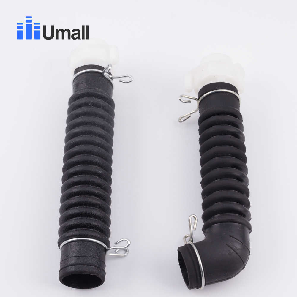 universal Original washing machine inlet valve internal pipe pig intestine tube hose drain water pipe small overflow pipe