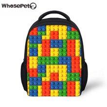 Blocks Bag WHOSEPET Girls