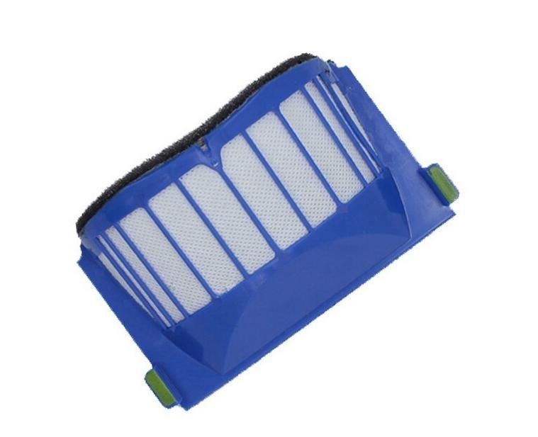 50 шт./компл. AeroVac фильтр для IRobot Roomba 500 600 серии 536 550 551 552 564 595 630 650 и т. д., замена