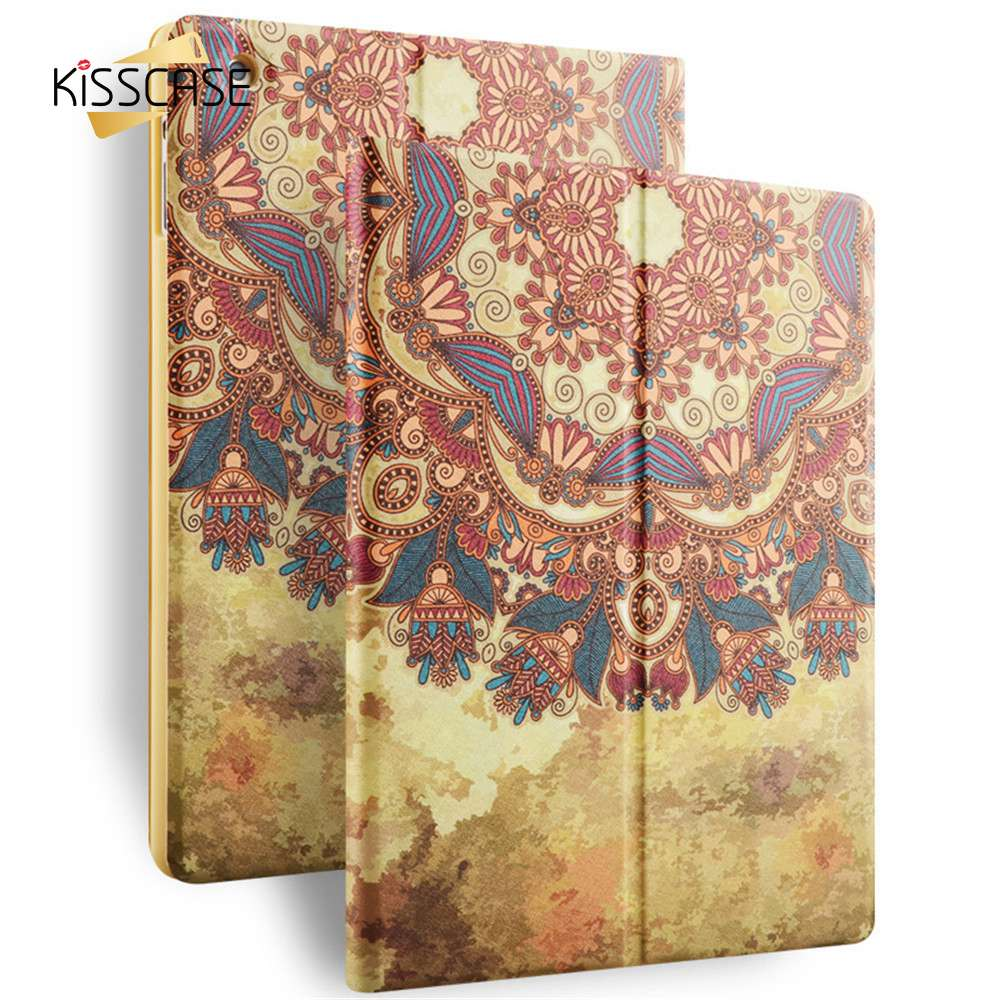 KISSCASE Fashion Leather Cases For Xiaomi MiPad 1 2 Cover Flip Cover for Mi Pad 1 2 Case High Quality Coque Shell For Xiaomi Pad цена