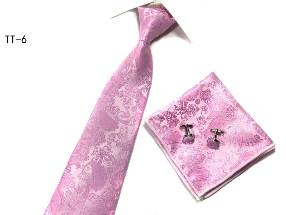 moda qalstuk dəsti 3 santimetr boyunbağı əl çantası cib kvadrat - Geyim aksesuarları - Fotoqrafiya 3