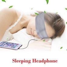 Para Samsung ashable Esportes Execução Dormir Anti-Ruído Fones De Ouvido Pacote Cabeça Música Sono Fone De Ouvido Do Telefone Móvel Para O Iphone