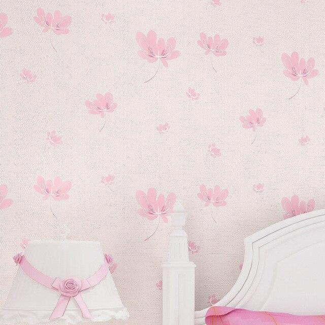 Online-Shop Chinesische Romantischen Blumen Tapete Rosa Blume