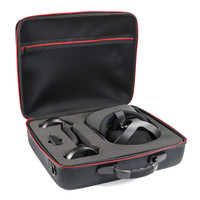 New Hard Travel Carry Bag Case for Oculus Quest All-in-one VR Gaming Headset and Controller Accessories Protective Storage Box