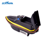 With Carrying Case Mini2A Bait Boat Small Size Rc Bait Boat For Sending Hooks