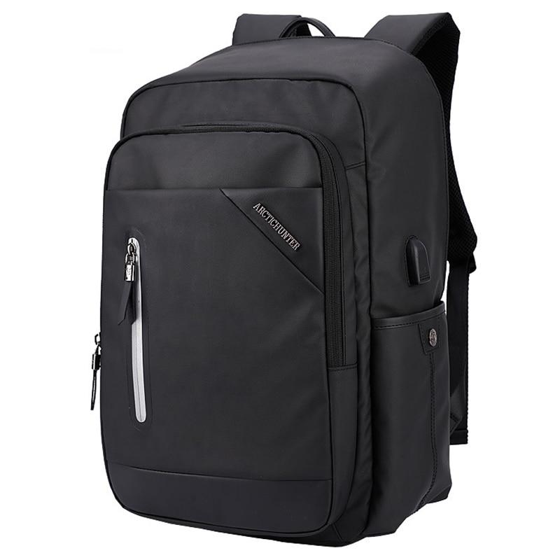 OZUKO Men Backpack Multifunctional Oxford Men's Backpack Fashion 15.6inch Laptop Backpack Mochila for Men Waterproof School Bag fashion waterproof simple men backpack