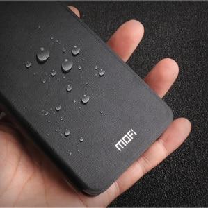 Image 5 - Funda de cuero para Honor 20 Pro, carcasa abatible, MOFi, Huawei 20, Coque, TPU, PU, soporte de libro, Folio