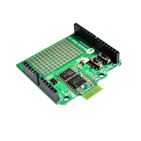 Stackable Bluetooth Shield HC 06 Bluetooth Expansion Board For Arduino Uno R3