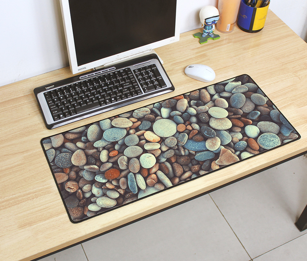New arrival mouse pad 70x30cm speed Keyboards Mat Rubber Gaming mousepad Desk Mats for game player Desktop PC Computer Laptop