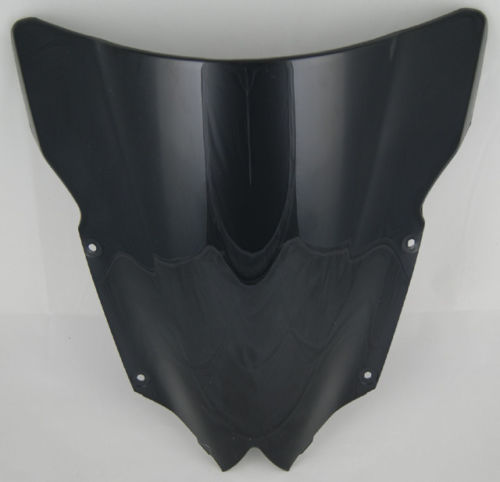 Motorcycle Double Bubble Windscreen Windshield Shield Screen For Yamaha YZF R6 2008 2009 2010 2011 2012