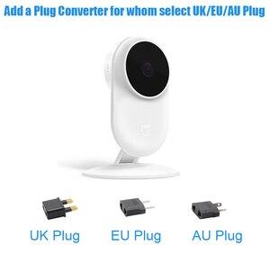 Image 5 - Xiaomi Mijia Smart IP CAM 2MP 1080P P2P 130 มุมกว้าง IR 10 M กล้องเว็บ 2 Way เสียง WiFi Mi Home Security กล้อง