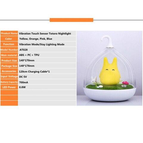 led birdcage night light nightlight sensor de