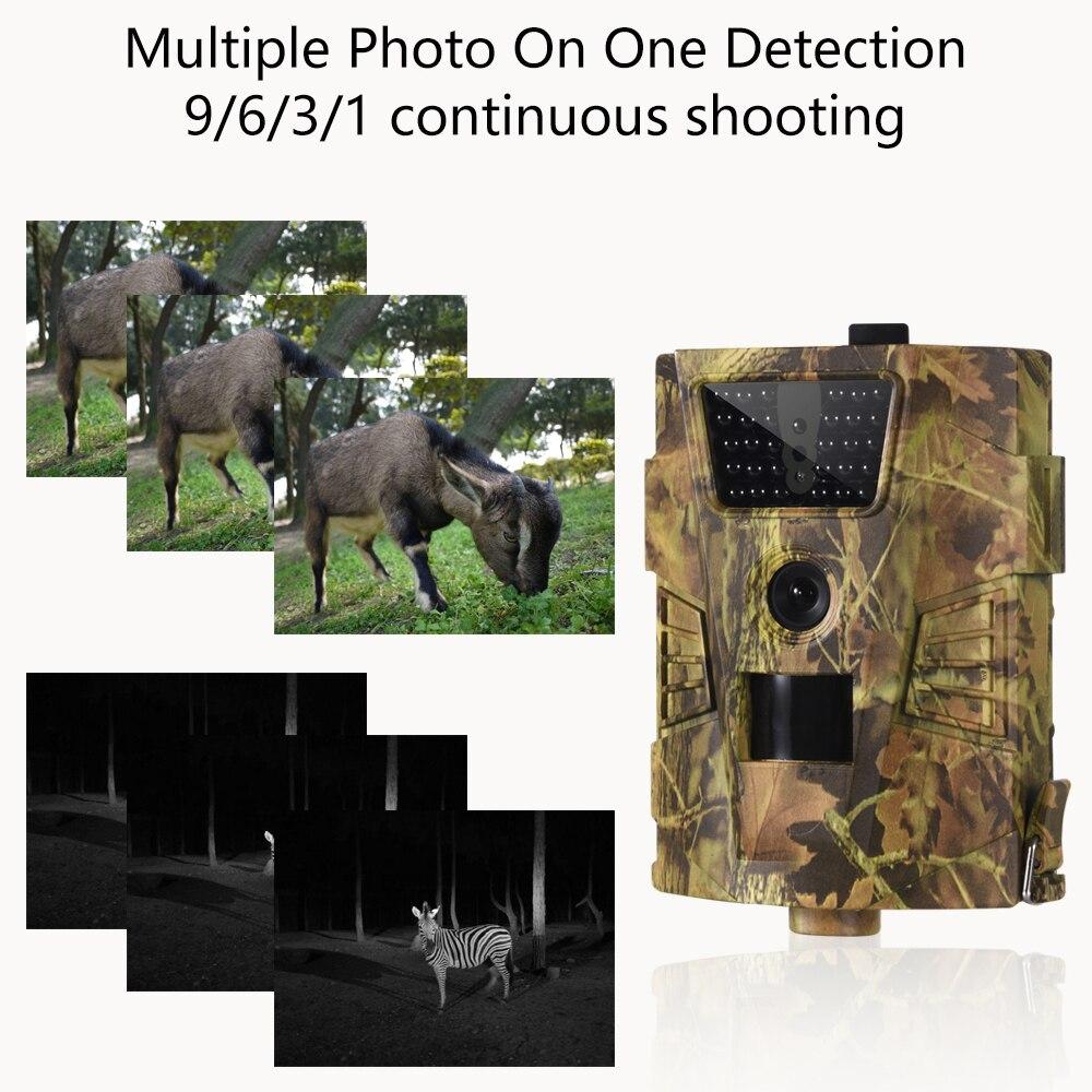 Suntekcam HT-001B Caméra 12MP 1080 P 30 pièces Led Infrarouge 850nm Caméra De Chasse IP54 Imperméable 120 Degrés Caméra Sauvage - 3