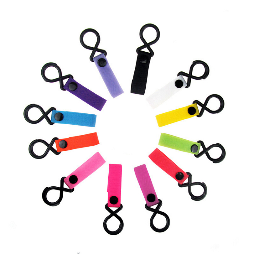 18 Colors Maclaren Yoya Baby font b Stroller b font Accessories Organizer Hooks Pram Pushchair Hanger