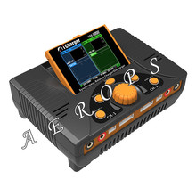 Aerops ICharger 406Duo 1400W 2*6S 40A RC Car and Helicopter Power Supply Synchronous Lipo Battery Balance Charger/ Discharger