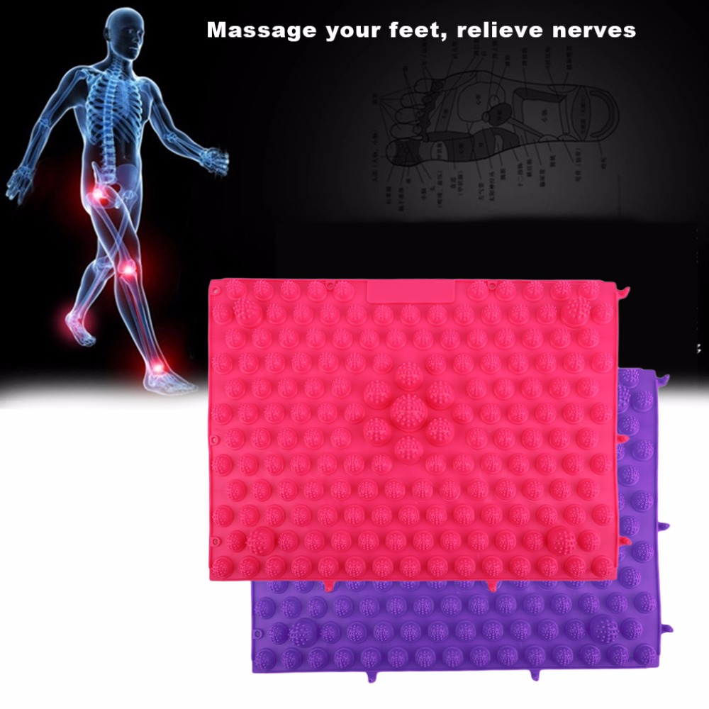 Korean Style Foot Massage Pad Tpe Modern Acupressure -1062