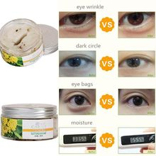 40 Pcs a box Golden Osmanthus Eye Mask Care Wrinkle Puffiness Dark Circles Fatigue TF