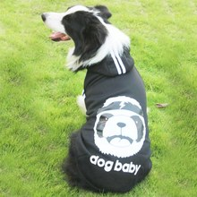 купить 2XL-9XL Waterproof Dog Clothes Pet Dog Raincoat Puppy Dog Cat Hoodie Rain Coat Small Dog Jacket Clothes Pet Supplies недорого
